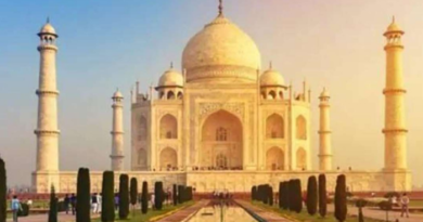 Tajmahal fact :100 years ago the british government took steps to preserve the taj mahal