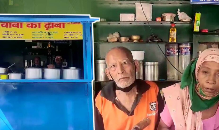 Baba ka Dhaba: More than 40 lakh rupees came to Baba's account, preparing to take a new house and dhaba