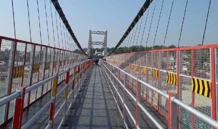 Janaki Setu: CM inaugurates Janaki Setu, connecting Tehri and Padi district