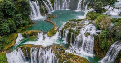 Ban Gioc Waterfall : Where is this waterfall that resembles the fairytale, let's know