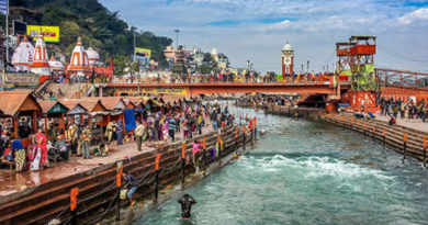 Haridwar kartik purnima ganga snan ban in har ki pauri and other ghat due to coronavirus?