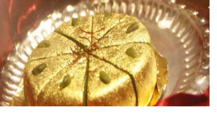 Gold sweets are available at this place of Gujarat, you will be surprised to know the rate