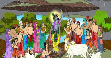 Devote Shri Krishna on the day of Govardhan Puja, God will be pleased
