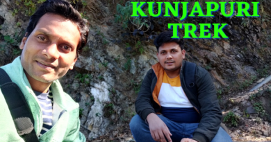 Kunjapuri Mandir Trek - How to Reach Tour Guide Information