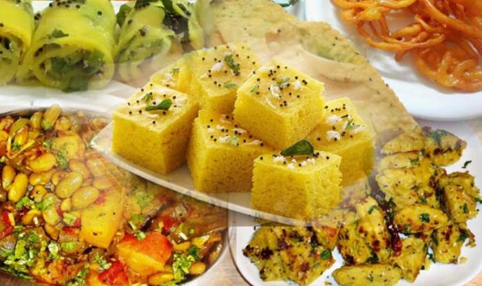 Gujarati Food : गुजराती लोगों को खाने का बहुत शौक होता है. हो भी क्यों न गुजराती खाना इतना टेस्टी जो होता है कि उसे खाए बिना रहा नहीं