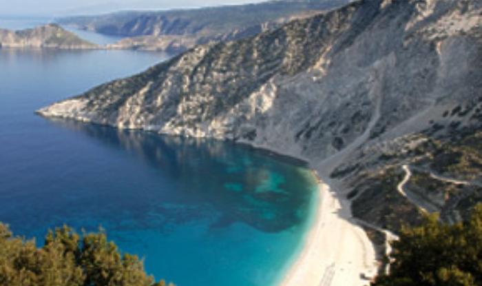 Poles Bay Kea, Greece