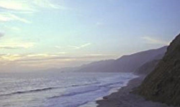 Wildcat Beach California, USA
