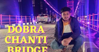 Dobra Chanti Bridge India Longest Suspension Bridge Tour Blog