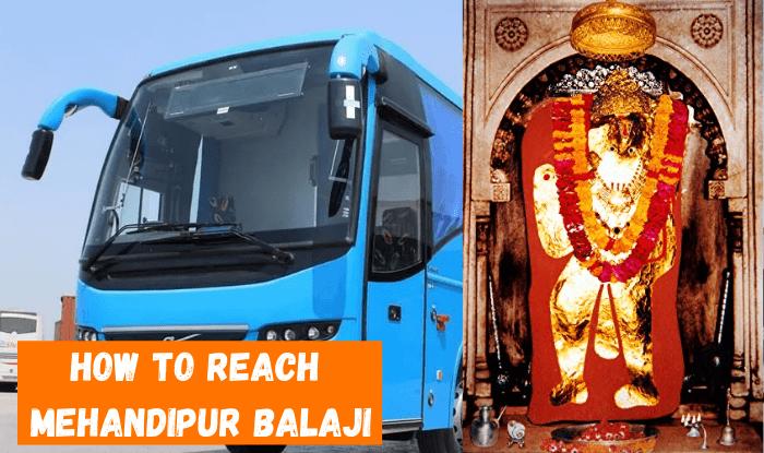 how to reach mehandipur balaji - इस मंदिर का पूरा नाम घाटा मेहंदीपुर बालाजी ( Ghata Mehandipur Balaji Mandir ) है. आइए इस ब्लॉग में हम जानते हैं कि किस तरह मेहंदीपुर बालाजी मंदिर ( Mehandipur Balaji Mandir ) पहुँचा जा सकता है