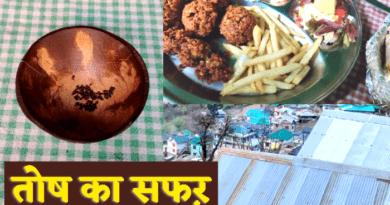 tosh tour blog in hindi, hot to travel tosh, malana to tosh village journey, tosh village night tour, tosh village journey